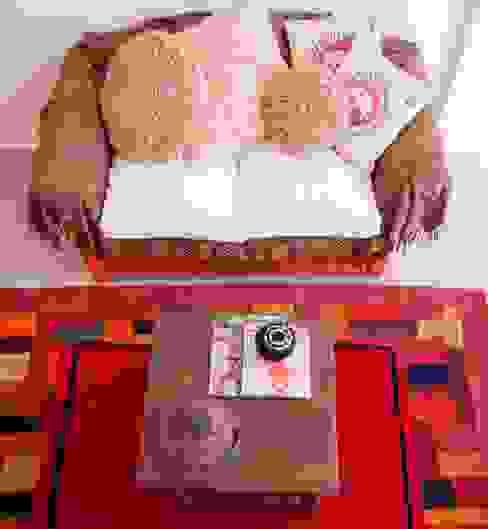 Salon de style  par GUTMAN+LEHRER ARQUITECTAS,