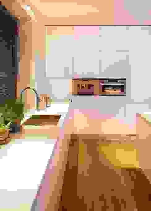 Modern Kitchen by KODO projekty i realizacje wnętrz Modern