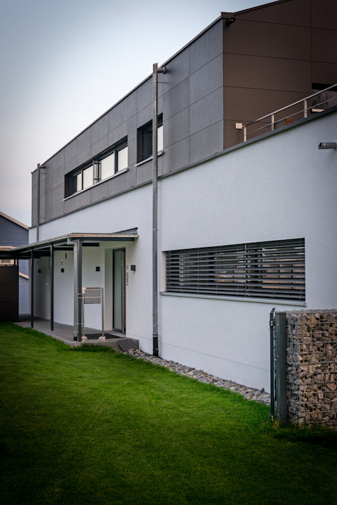 Casas modernas de Architekturbüro Ketterer Moderno