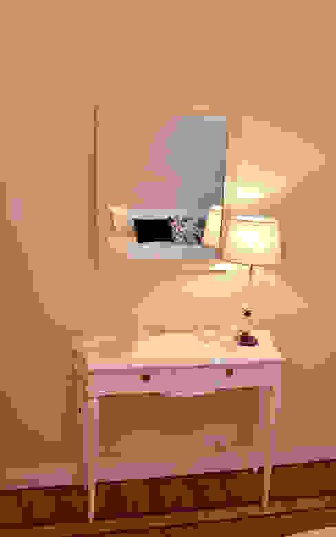 Departamento en Recoleta I Dormitorios modernos: Ideas, imágenes y decoración de GUTMAN+LEHRER ARQUITECTAS Moderno
