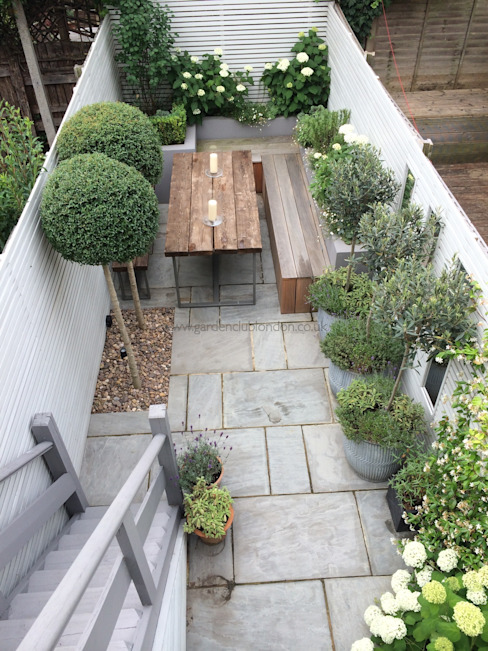 Garden by homify, Modern