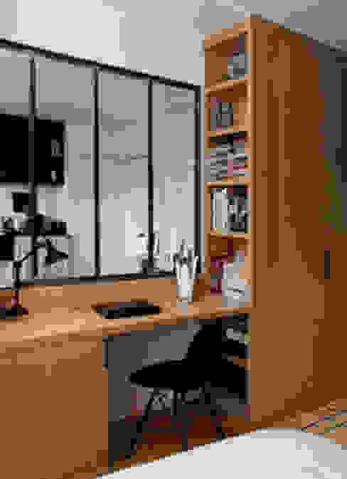 Modern Çalışma Odası STEPHAN BIDOUX Modern