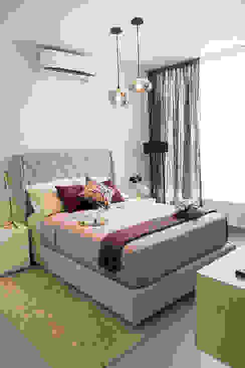 Recamara Principal NEST Dormitorios modernos