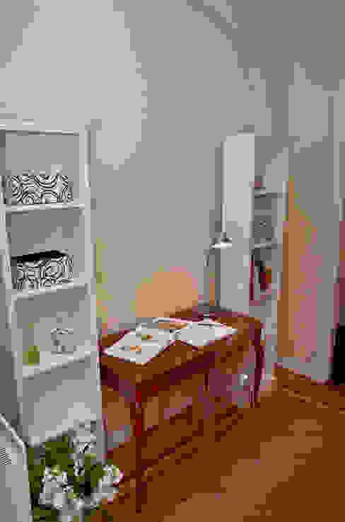 Modern style study/office by GUTMAN+LEHRER ARQUITECTAS Modern