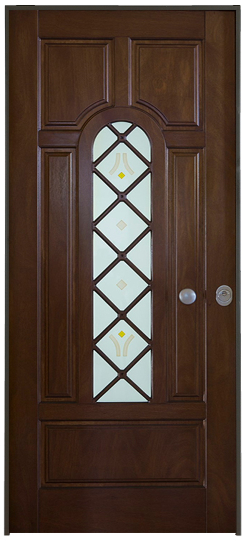 Porta Blindata - Corazzata Designer1995 Arredamento di STUDIO ARCHITETTURA-Designer1995 Coloniale