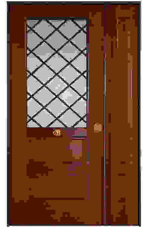 Porta Blindata - Corazzata Designer1995 Arredamento di STUDIO ARCHITETTURA-Designer1995 Classico