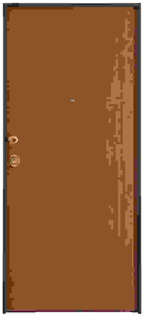 Porta Blindata - Corazzata Designer1995 Arredamento di STUDIO ARCHITETTURA-Designer1995 Moderno