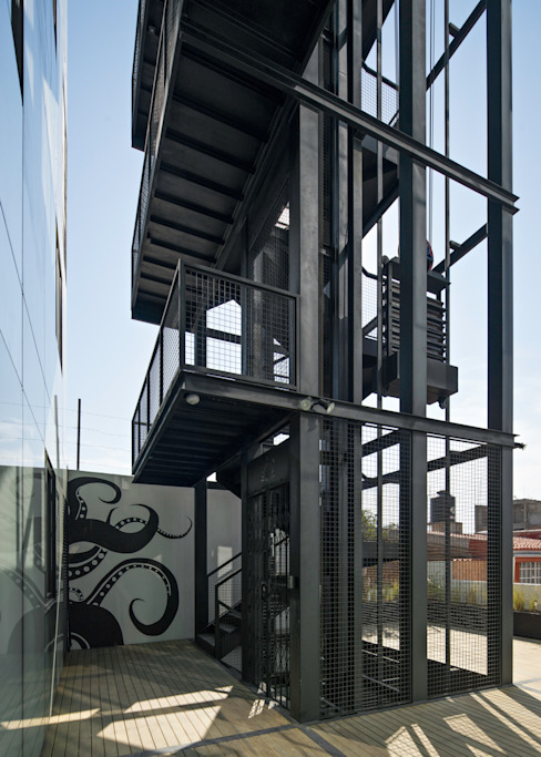 in stile industriale di Proyecto_Cafeina, Industrial