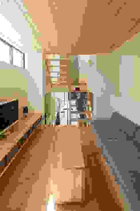 川越の家 オリジナルデザインの リビング の 株式会社FAR EAST [ファーイースト] オリジナル