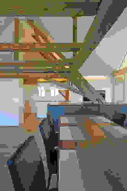 Kırsal Yemek Odası heim+müller Architektur Kırsal/Country