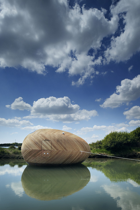 The Exbury Egg by PAD studio Сучасний