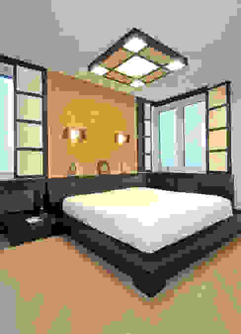 Dormitorios de estilo asiático de Sky Gallery Asiático