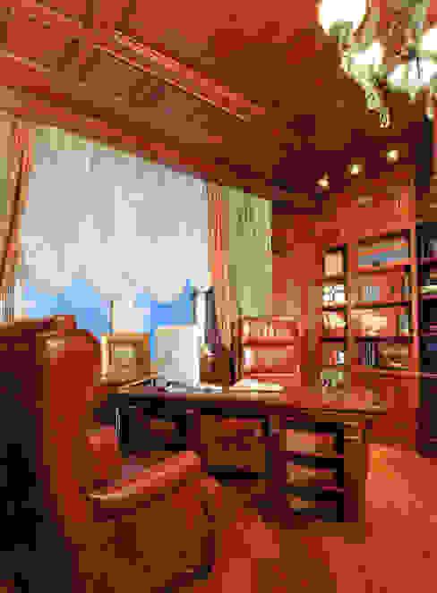 Estudios y despachos de estilo clásico de Sky Gallery Clásico