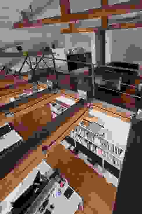 Офис архитектурное бюро Lofting: Офисы и магазины в . Автор – LOFTING, Лофт