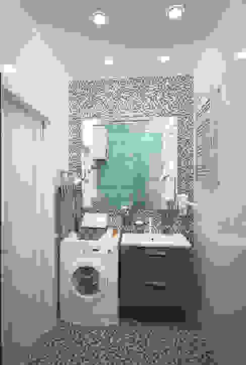 Salle de bains de style  par Гурьянова Наталья, Moderne