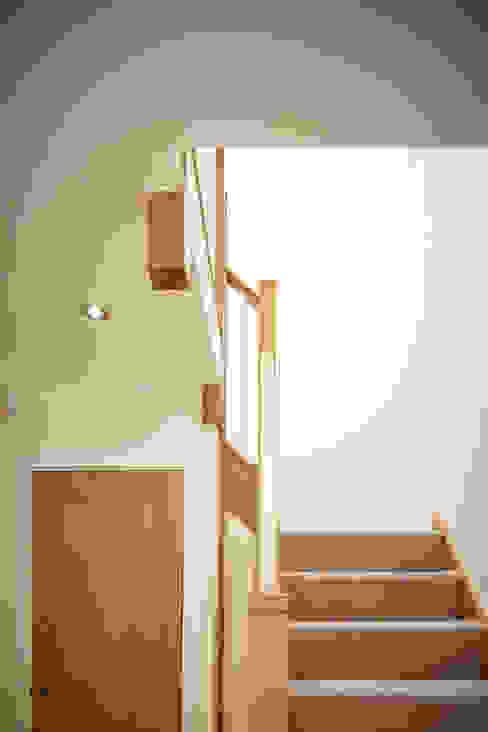 House in Hiltingbury II Modern Corridor, Hallway and Staircase by LA Hally Architect Modern