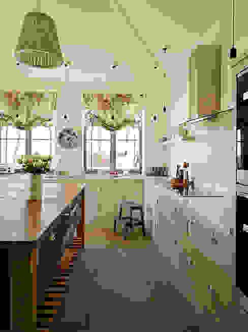 Orford | A classic country kitchen with coastal inspiration Klassische Küchen von Davonport Klassisch Holz Holznachbildung