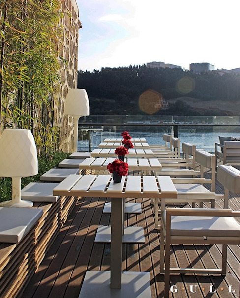 Filipa Cunha Interioresが手掛けたレストラン, ミニマル