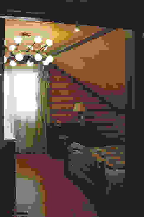 Schlafzimmer im Landhausstil von ULJANOCHKIN DESIGN*STUDIO Landhaus