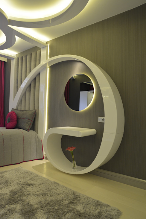 Bedroom by ÜNMO, Modern