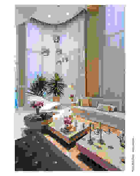 Casa Alphaville por Vanja Maia - Arquitetura e Interiores Moderno