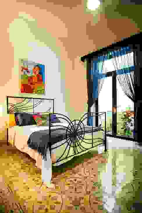 Taller Estilo Arquitectura Camera da letto moderna