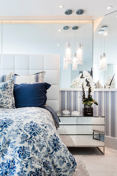 Modern style bedroom by Regina Claudia p. Galletti Modern