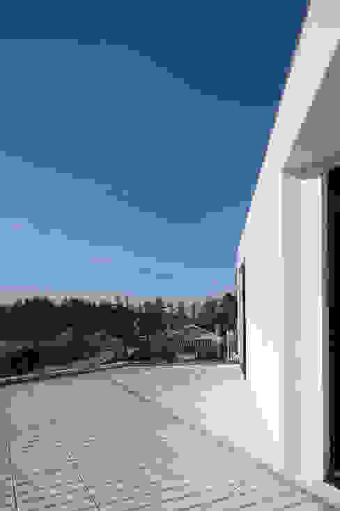 Casas de estilo moderno de PEDROHENRIQUE|ARQUITETO Moderno