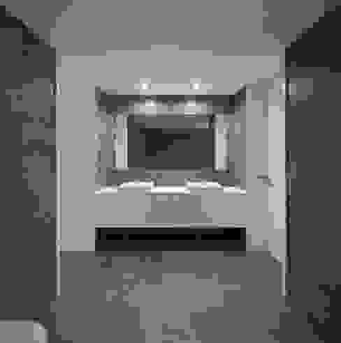 a: Casas de banho  por PEDROHENRIQUE|ARQUITETO