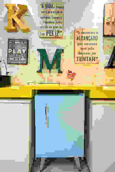 od Amanda Pinheiro Design de interiores Nowoczesny