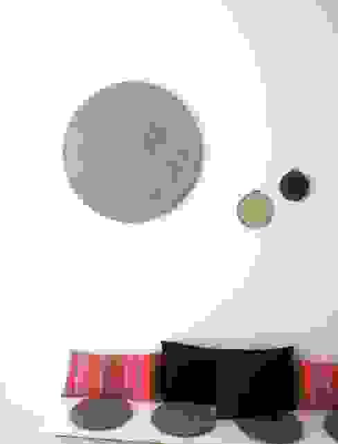 Beton-Wandbild Betonfusion. Wände & BodenBilder und Rahmen Grau