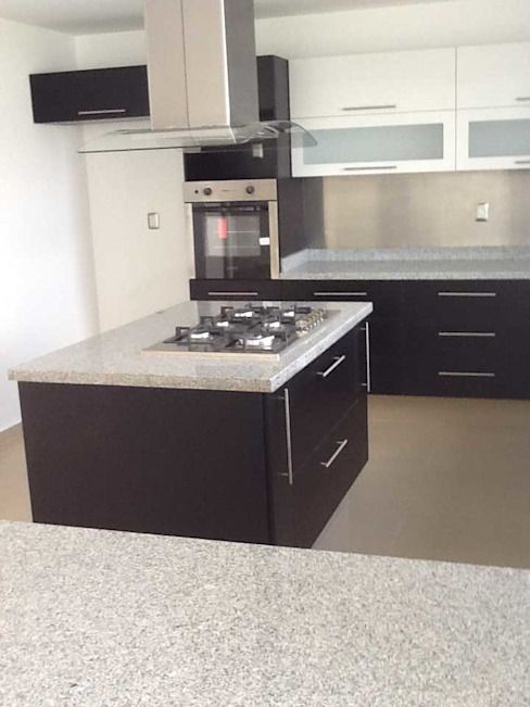 Dapur Modern Oleh SANTIAGO PARDO ARQUITECTO Modern