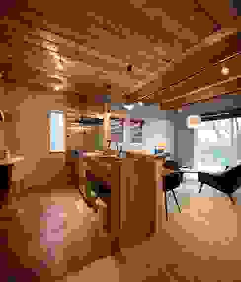 Dapur Gaya Skandinavia Oleh dwarf Skandinavia