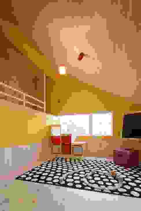 K's HOUSE: dwarfが手掛けた子供部屋です。