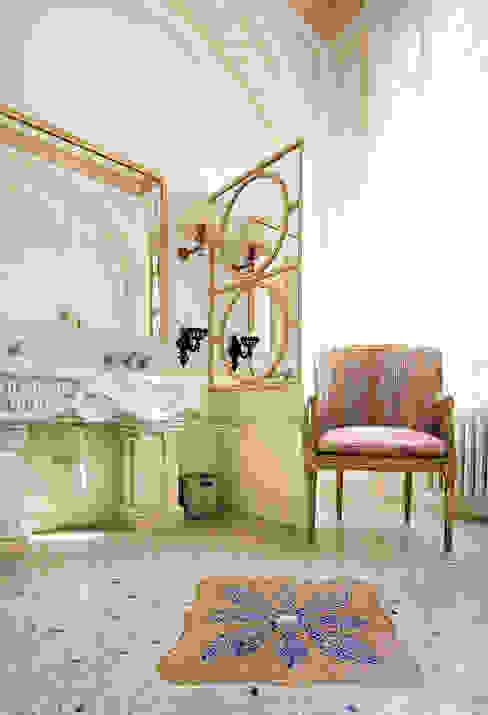 pavimenti in seminato alla veneziana vigo mosaici s.n.c Pareti & Pavimenti in stile classico