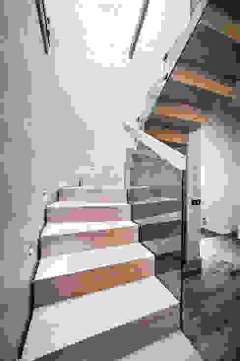 par BRODA schody-dywanowe Moderne Bois Effet bois