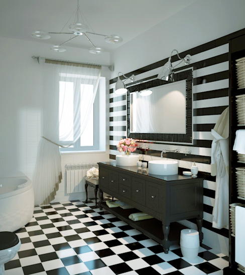 Classic style bathroom by Shtantke Interior Design Classic