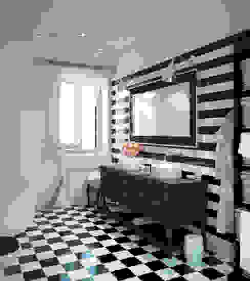 Shtantke Interior Design Classic style bathroom