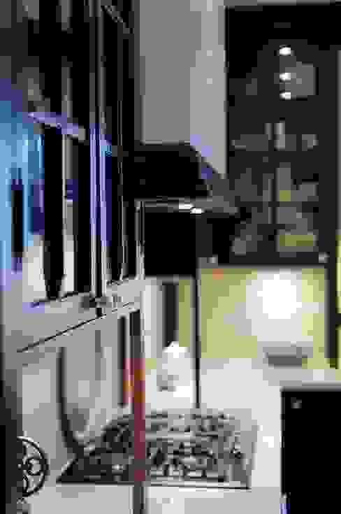 Cocinas de estilo rústico de ARTEMA PRACOWANIA ARCHITEKTURY WNĘTRZ Rústico