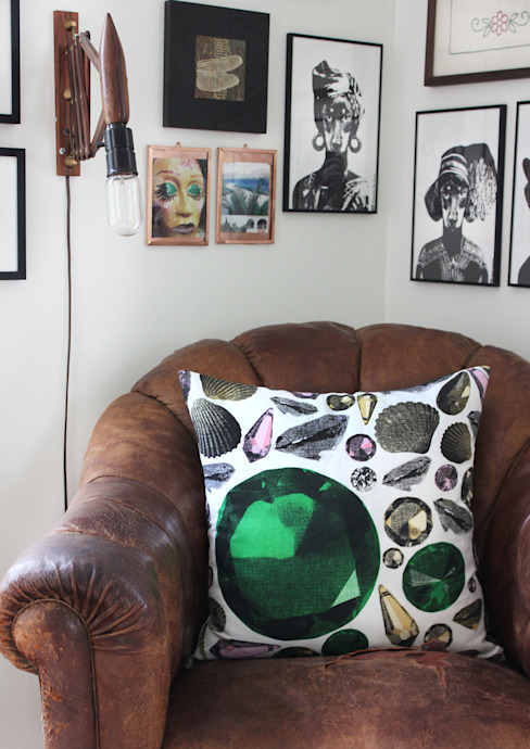 DISCO | PILLOW de Studio Lisa Bengtsson Moderno