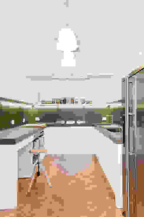 Appartamento A Cucina moderna di Diana Lapin Moderno
