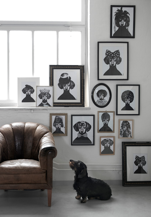 TILLSAMMANS prints de Studio Lisa Bengtsson Moderno