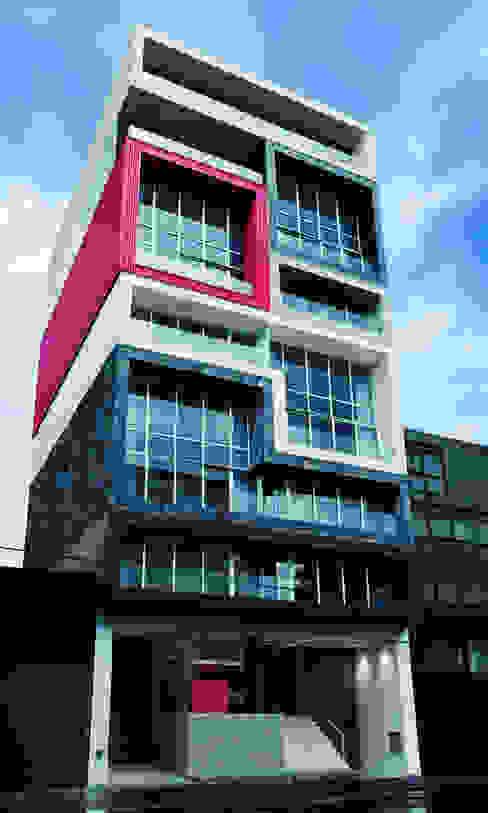 Filadeldia Corporate Suites Habitaciones de BNKR Arquitectura
