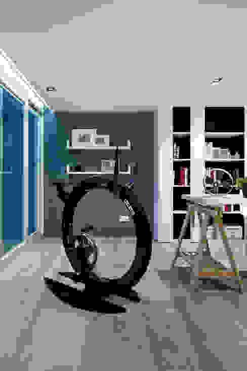صالة الرياضة تنفيذ Millimeter Interior Design Limited
