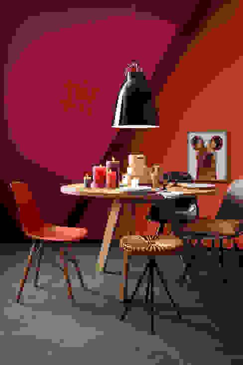 Modern dining room by SCHÖNER WOHNEN-FARBE Modern