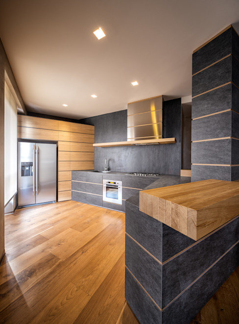 AMlab Minimalist kitchen