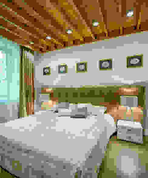 Дизайн-студия 'Вердиз' Mediterranean style bedroom