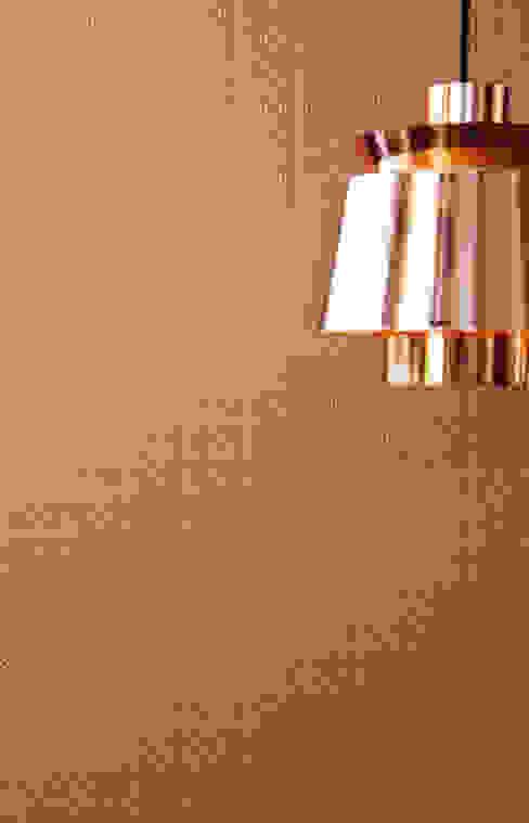 Projekty,   zaprojektowane przez Tektura Wallcoverings, Nowoczesny