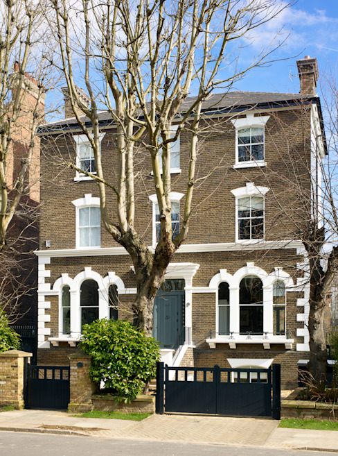 Aberdeen Park Classic style houses by ReDesign London Ltd Classic