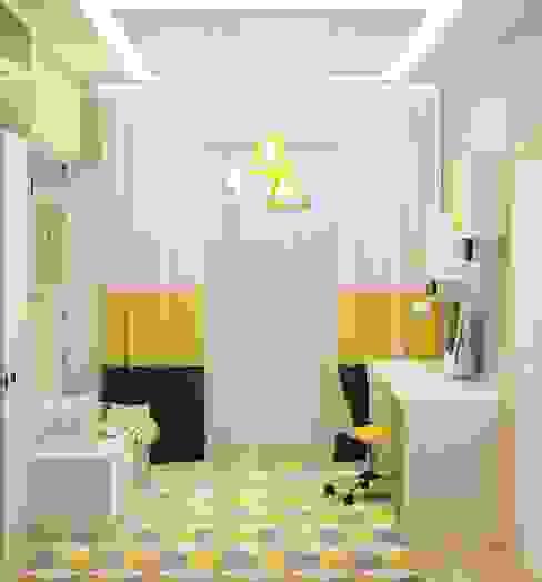 Nowoczesny pokój dziecięcy od Студия дизайна Interior Design IDEAS Nowoczesny